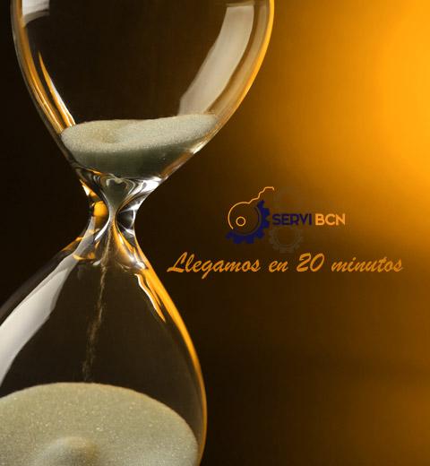 servibcn cerrajeros Barcelona en 20 minutos